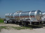 DOT 407 Crude Oil Trailers, Pull Trailers & Truck
